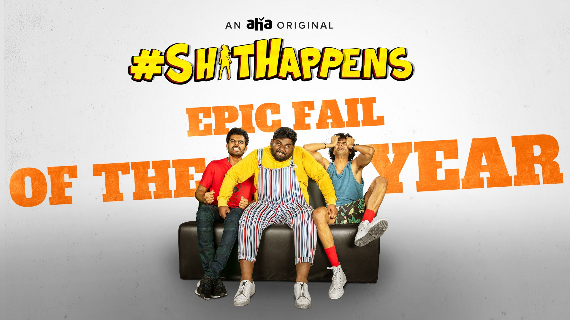This web series makes anyone laugh to the hell: Shit Happens